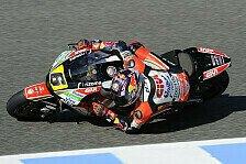 MotoGP - Reifenschonung als Schl�ssel zum Erfolg: Bradl: Podium au�er Reichweite