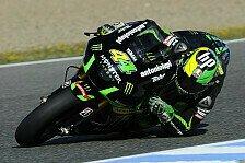 MotoGP - Vorderreifen Schl�sselfaktor f�r das Rennen: Tech 3: Espargaro schl�gt erstmals Smith