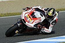 MotoGP - K�nnte noch weiter nach vorne kommen: Hernandez will 2015 neueste Ducati-Version fahren