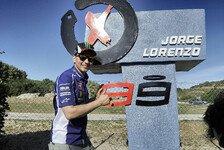 MotoGP - Jorge Lorenzo erreicht 200 Grands Prix