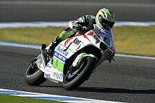 MotoGP - Erneutes Pech in Mugello: Barbera will ins Ziel kommen