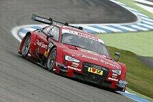DTM - Hammerrunde von Molina: Training: Audi gibt deutlich den Ton an