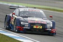 DTM - Audi-Stimmen vor dem Wochenende