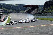 WEC - Le Mans als Saisonabschluss eine reizvolle Idee: Winter-Kalender wird vorangetrieben