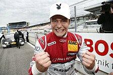 DTM - Die Audi-Stimmen zum Qualifying