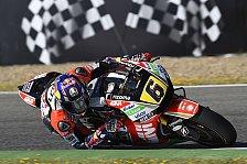 MotoGP - Spanien GP - So schnitten die Deutschen ab