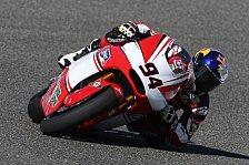Moto2 - Jerez sorgt f�r beste Karriereresultate : Folger strahlt, Aegerter feiert