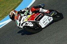 Moto3 - Gr�nwald nach Crash auf 26: Vazquez angelt sich die Pole in Le Mans