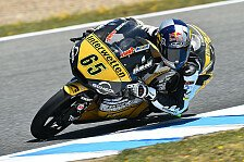 Moto3 - Gr�nwald nach Sturz auf Rang 26: �ttl hat nach Startplatz 22 Punkter�nge im Visier