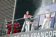 WEC - Erstes WEC-Podium der Saison: Audi erreicht in Spa Platz zwei
