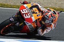 MotoGP - Abstand fast schon erschreckend: Marquez: Sieg leichter als erwartet