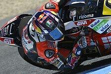 MotoGP - Sehr entt�uscht nach Platz zehn: Bradl mit Armproblemen in Jerez