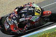 MotoGP - Mit dem Schrecken davongekommen: Entwarnung nach schwerem Sturz: Bradl kann starten