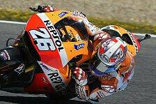 MotoGP - Schwacher Beginn kostet Rang zwei: Pedrosa: Drittmeiste Podien der Geschichte