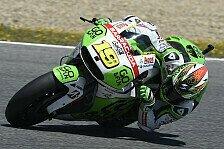 MotoGP - Ruhe, Risiko und Rad-an-Rad-Duell: Bautista: Kein Grip, aber endlich im Ziel