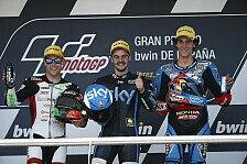 Moto3 - Bilder: Spanien GP - 4. Lauf