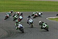 IDM - Ducati steht in Zolder unter Druck: Auf in die zweite Runde