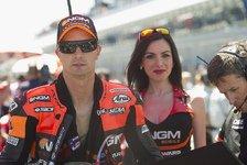 MotoGP - Es ist frustrierend: Edwards in Mugello mit Harris-Rahmen?