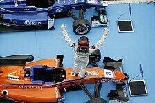 Formel 3 EM - Der erste Saisonsieg