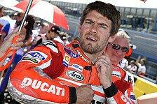 MotoGP - Lob f�r Dovizioso und Iannone: Dall'Igna: Crutchlow noch nicht in Bestform