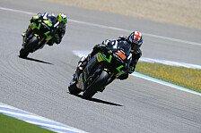 MotoGP - Fahrrhythmus extrem verbessert: Jerez-Test: Tech 3 deckt Fehler des Rennens auf