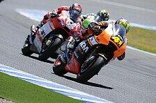 MotoGP - Mugello: Espargaro fürchtet lange Gerade