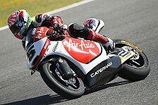 Moto2 - Zahlreiche St�rze auch in der Moto2: Zarco f�hrt im ersten Misano-Training Bestzeit
