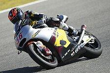 Moto2 - Aegerter und Cortese in den Top-Five: Kallio �bernimmt F�hrung im zweiten Training