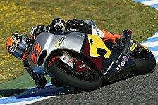 Moto2 - Sp�tz�nder Rabat schl�gt zu: 1. Training: Rabat f�ngt Cortese und L�thi ab