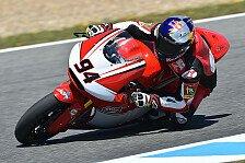 Moto2 - Lange gef�hrt, aber nicht gewonnen: Folger: Podium wichtiger als unn�tiges Risiko