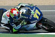 Moto2 - Cortese in den Top-Five: Aegerter mit Bestzeit im dritten Training