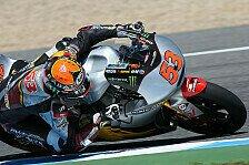 Moto2 - Folger f�hrt drittschnellste Zeit: Rabat holt souver�ne Trainingsbestzeit