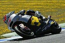 Moto2 - Marc VDS dominiert - Rabat trotz Sturz Zweiter: Kallio: H�tte niemals mit Pole gerechnet