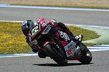 Moto2 - Aegerter erneut in Top-Drei: Lowes holt Bestzeit im dritten Training