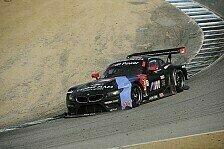 USCC - BMW Team RLL holt in Laguna Seca Platz zwei