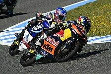 Moto3 - Gro�er Vorsprung auf die Konkurrenz: Miller mit Bestzeit im Warm-Up