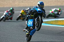 Moto3 - Spannendes Foto-Finish in Mugello: Fenati gewinnt vor Rins und Vinales