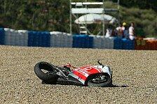 MotoGP - Habe ihn nicht gesehen: Iannone entschuldigt sich bei Hayden