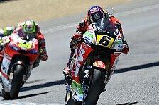 MotoGP - Es w�re noch schneller gegangen: Bradl: Ganz ohne Schmerzmittel geht es noch nicht