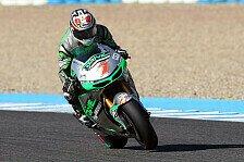 MotoGP - Corsi zum ersten Mal auf MotoGP-Maschine: Open: Aleix Espargaro f�hrt