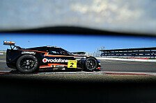 Sportwagen - International GT Open am Nürburgring