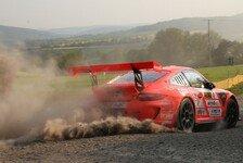 DRS - Gro�e Porsche-Konkurrenz: Straffes Programm beim prorallye Team