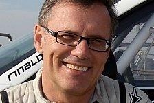 DRS - Wo das Zebra wieder so richtig br�llen darf: Ruben Zeltner