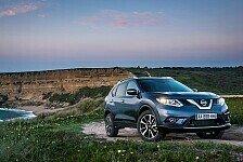 Auto - Komplett neu entwickelte dritte Generation: Nissan pr�sentiert neuen X-Trail