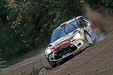 WRC - Kleine Fraktur im Daumen: �stberg: Bis Sardinien wieder fit