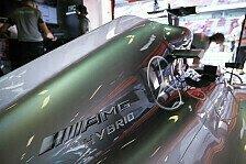 Formel 1 - Silberpfeil wird zum Hybridpfeil: Mercedes benennt Auto um