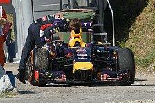 Formel 1 - Zum tatenlosen Zusehen verdammt: Vettel erlebt Horror-Freitag in Barcelona
