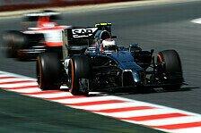 Formel 1 - Vom Umgang mit den Erwartungen: Magnussen: Kampf dem Rookie-Syndrom