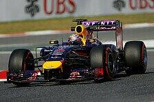 Formel 1 - Elf Pl�tze gut gemacht: Vettel nach Aufholjagd: Noch nicht �ber den Berg