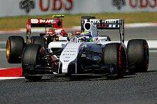 Formel 1 - Warum sollten wir nicht mit ihnen k�mpfen k�nnen?: Massa hat Ferrari und Red Bull im Visier